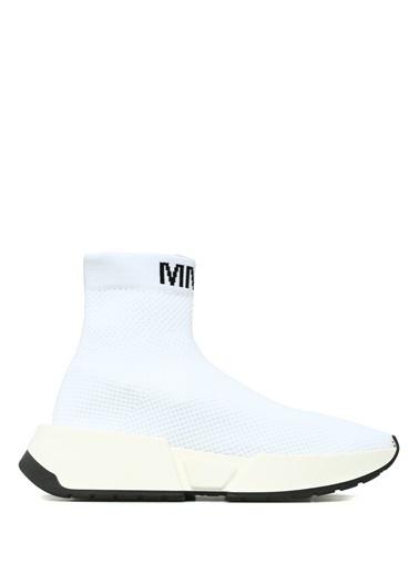 MM6 by Maison Martin Margiela Sneakers Beyaz